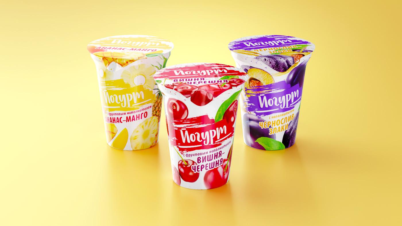 Бабушкина крынка - йогурт